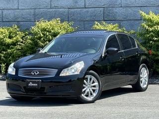 2009 Infiniti G37 x