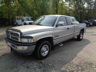 1997 Dodge Ram Pickup 2500 Laramie SLT