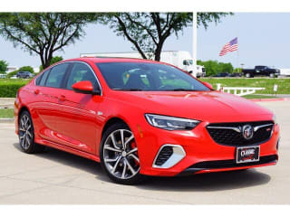 2020 Buick Regal Sportback GS