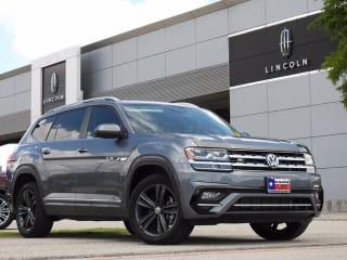 2020 Volkswagen Atlas V6 SEL R-Line