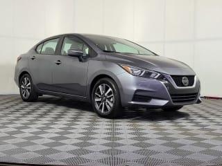 2021 Nissan Versa SV