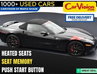2011 Chevrolet Corvette Base