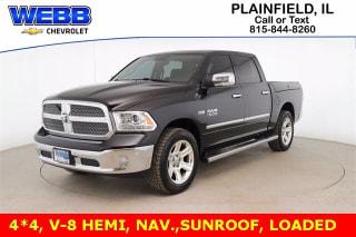 2014 Ram Pickup 1500 Laramie Limited