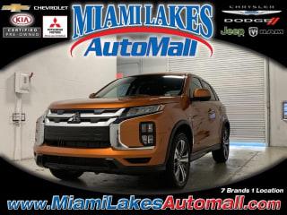 2021 Mitsubishi Outlander Sport BE