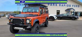 1991 Land Rover Defender