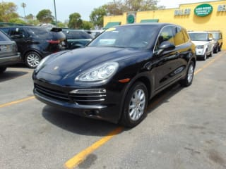 2012 Porsche Cayenne Tiptronic