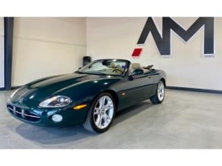 2003 Jaguar XK XK8