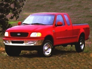 1999 Ford F-150 Work
