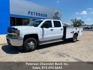 2016 Chevrolet Silverado 3500HD CC Work Truck