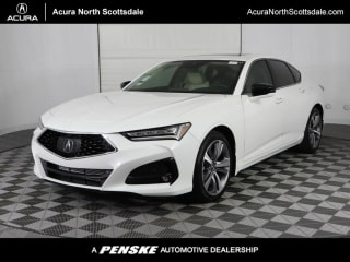 2021 Acura TLX w/Advance