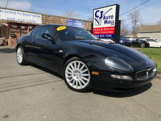 2002 Maserati Coupe GT