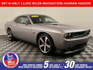 2013 Dodge Challenger SRT8 392