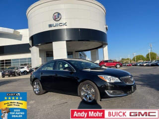 2016 Buick Regal Base