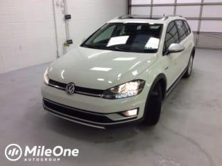 2018 Volkswagen Golf Alltrack TSI SEL 4Motion