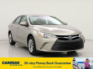 2017 Toyota Camry Hybrid LE