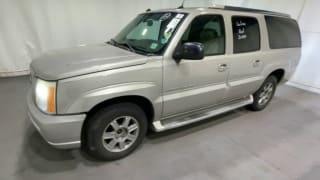 2004 Cadillac Escalade ESV Platinum Edition