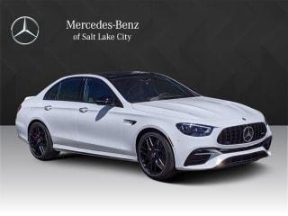 2021 Mercedes-Benz E-Class AMG E 63 S