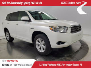 2009 Toyota Highlander Hybrid Base