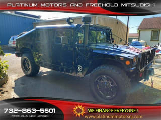 1995 HUMMER H1 military's version