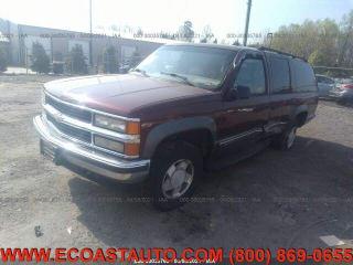 1999 Chevrolet Suburban K1500