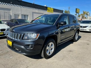 2014 Jeep Compass Altitude Edition
