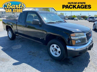 2007 GMC Canyon SL