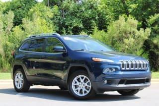 2018 Jeep Cherokee Latitude Plus
