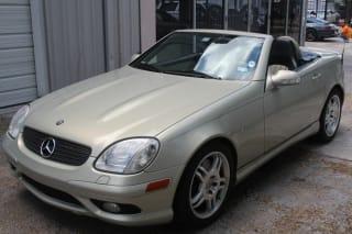 2002 Mercedes-Benz SLK SLK 32 AMG
