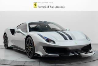 2020 Ferrari 488 Pista Base