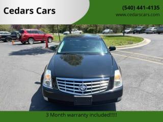 2008 Cadillac DTS Luxury III