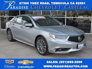 2018 Acura TLX V6 w/Advance