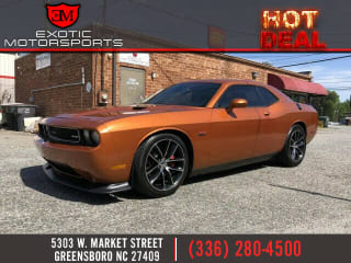 2011 Dodge Challenger SRT8 392