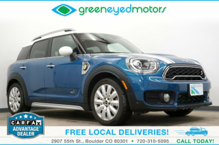 2018 MINI Countryman Plug-in Hybrid Cooper S E ALL4