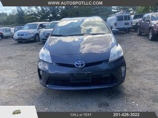 2012 Toyota Prius One