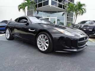 2017 Jaguar F-TYPE Base