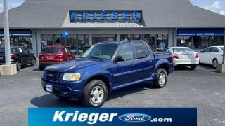 2004 Ford Explorer Sport Trac XLS