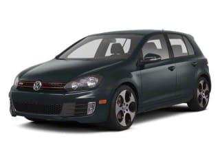 2013 Volkswagen Golf GTI Wolfsburg Edition
