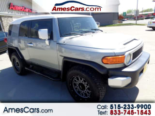 2009 Toyota FJ Cruiser Base