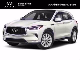 2021 Infiniti QX50 Luxe