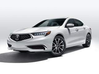2018 Acura TLX SH-AWD V6
