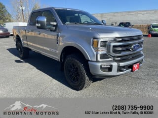 2021 Ford F-350 Super Duty