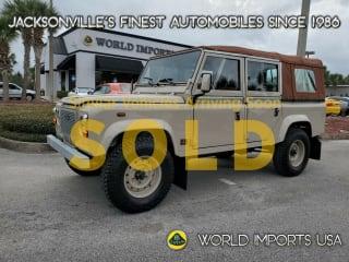 1991 Land Rover Defender 110 5-Door Soft TOP 200 TDI - (Collector Series)
