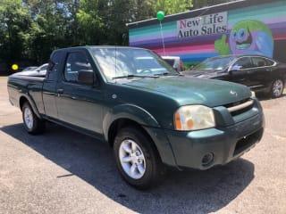 2002 Nissan Frontier Standard