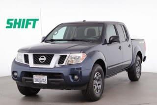 2016 Nissan Frontier Desert Runner