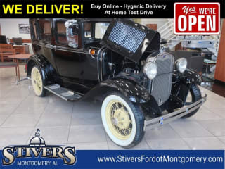 1930 Ford Model A A