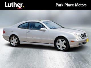2000 Mercedes-Benz CLK CLK 430