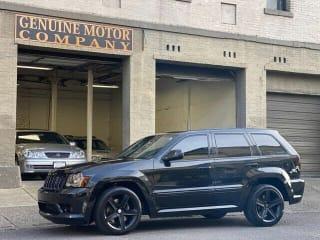 2008 Jeep Grand Cherokee SRT8