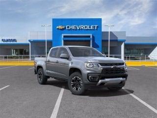 2021 Chevrolet Colorado Z71