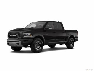 2018 Ram Pickup 1500 Rebel