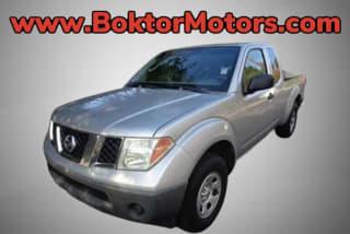 2005 Nissan Frontier XE